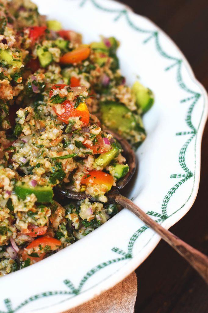 Tabouleh - orientalischer Salat