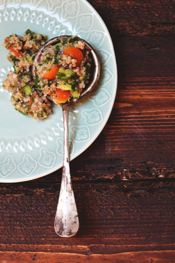Tabouleh - Salat-Rezept