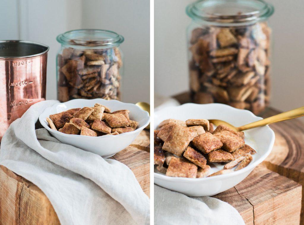 DIY Cerealien: Zimtkissen-Rezept