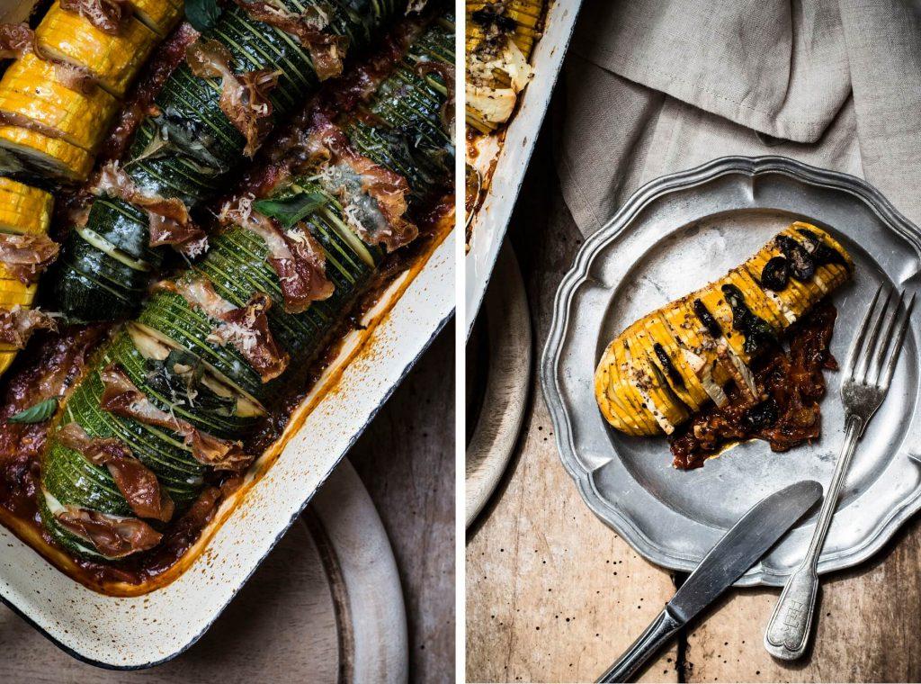 hasselback-zucchini-gesund